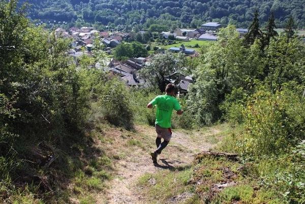 Trail des Novis